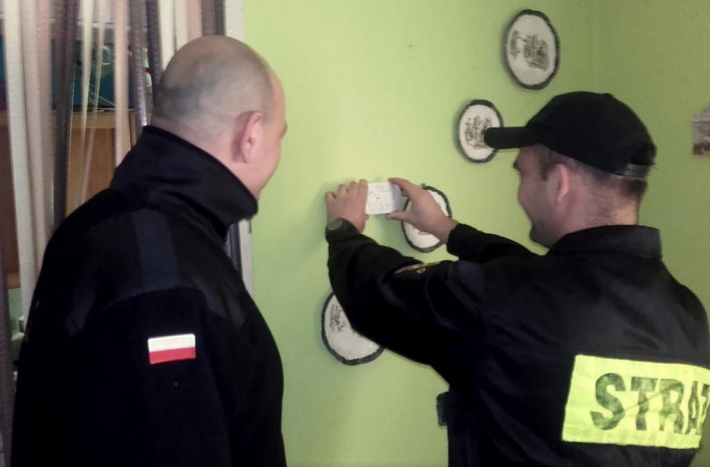 Montaż czujników czadu wlokalach komunalnych