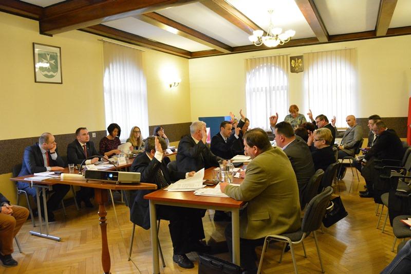 V sesja Rady Miejskiej wCybince