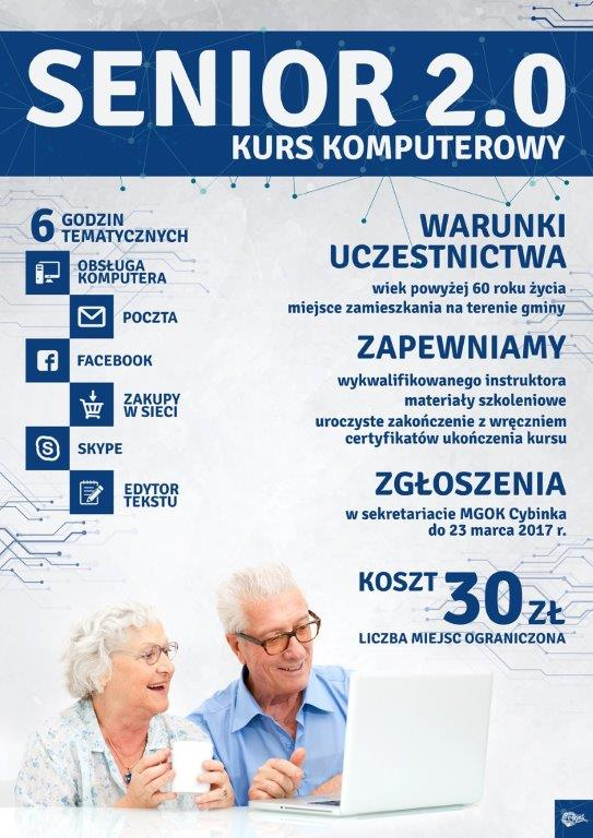Senior - Kurs Komputerowy
