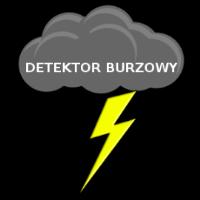Detektor burzowy