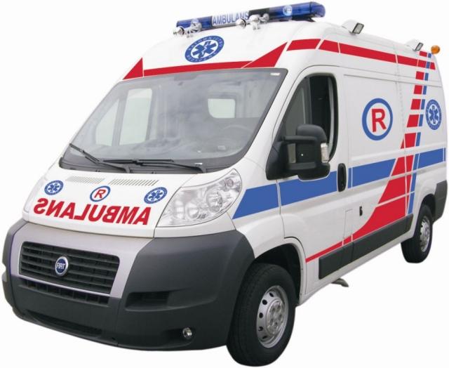 Ratujmy nasz Zespół Ratownictwa Medycznego (karetka)