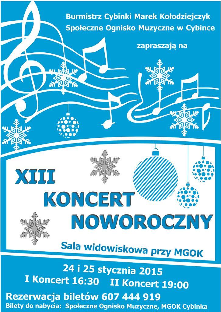XIII Koncert Noworoczny